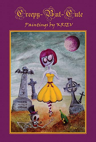 Creepy-But-Cute: Paintings by KRIEV]()