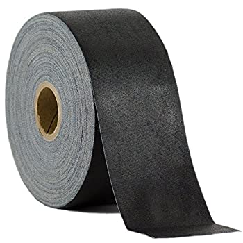 Premium Industrial Strength Gaffers Tape by Ape Tape, Black, 2 inch x 60 yards on 3 inch core, 11.5 mil thickness, MADE IN THE USA Great for Photographers, Filmmakers, Roadies and Book Repairs.