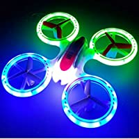 New Design SkyCo Mini Drone Helicopter UFO JXD 398 Lighting RC Quadcopter 2.4G 4CH 6 Axis with Fantastic LED Light Original