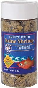 Freeze Dried Brine Shrimp - 0.35 oz.