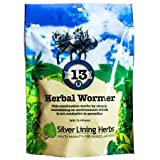 Silver Lining Herbs Herbal Wormer 1 lb