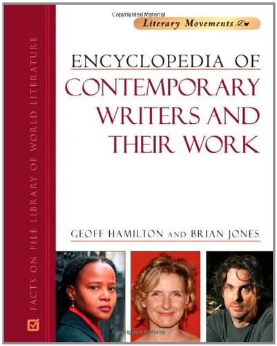 Encyclopedia of Contemporary Writers and Their Work (Literary Movements)