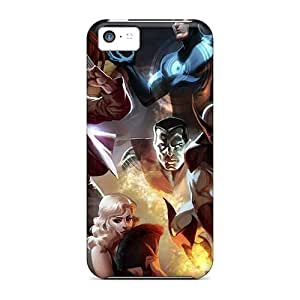 Iphone 5c Hard Cases With Awesome Look - BBM13411PYBd