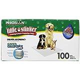 Precision Pet Little Stinker Housebreaking Pads 100-Pack