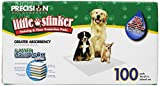 Precision Pet Little Stinker Housebreaking Pads 100-Pack