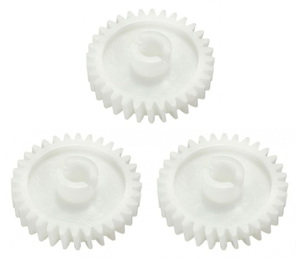 (3) Garage Door Opener Drive Gears Compatible w/Craftsman Chamberlain 41A2817 by The ROP Shop