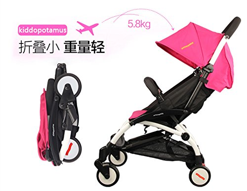 foldable aluminum Luxury baby landscape stroller 3 in 1 ,prams stroller travel and pushchairs by vory (Image #2)