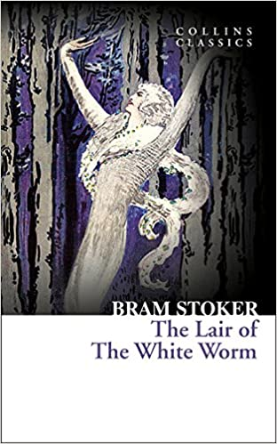 Image result for the lair of the white worm bram stoker collins