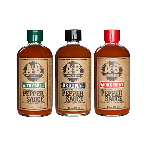 American Style Pepper Sauce Variety product image