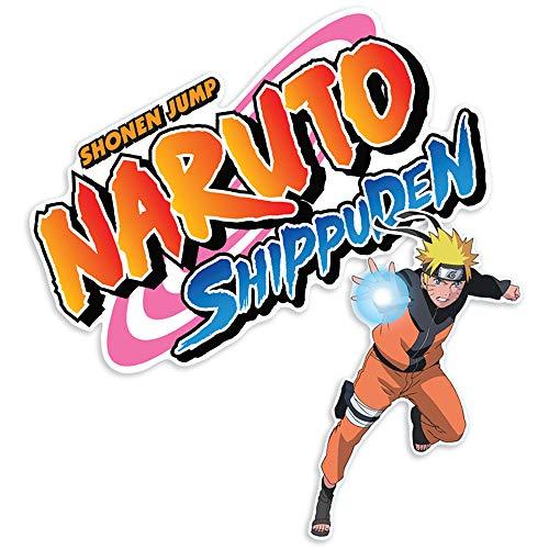Popfunk Naruto Shippuden and Logo Collectible -