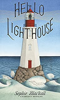 Book Cover: Hello Lighthouse