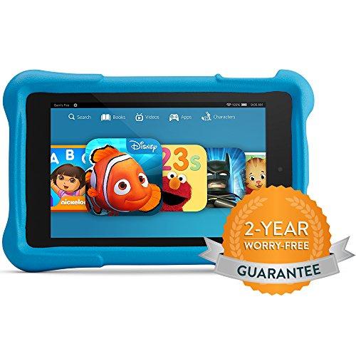 Fire HD 6 Kids Edition – Blue Kid-Proof Case