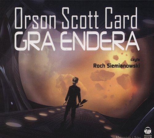 Gra Endera (audiobook CD) (Polska wersja jezykowa) Orson Scott Card