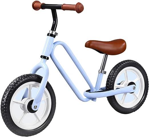 YUMEIGE Bicicletas sin pedales Niños Niñas No Pedal Bicicleta con ...
