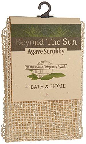 (Natural Agave Wash Cloth)