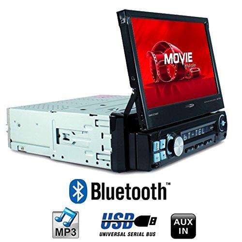 7 TFT JUST SOUND best choice for caraudio Bluetooth 3BG Einbauzubeh/ör Autoradio Radio Caliber RMD574BT USB Einbauset f/ür VW Passat 3B SD MP3
