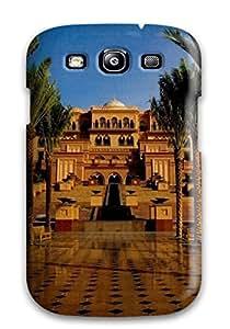 Galaxy High Quality Tpu Case/ Abu Dhabi Palace Emirates United BCejYDi277uwTaV Case Cover For Galaxy S3
