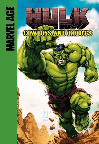 Cowboys and Robots (Hulk (Spotlight)) (Cowboy Robot)