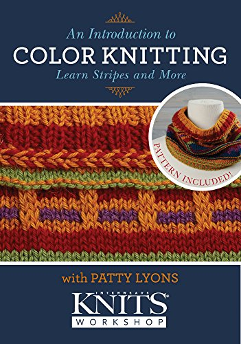 (An Introduction to Color Knitting: Learn Stripes and More)
