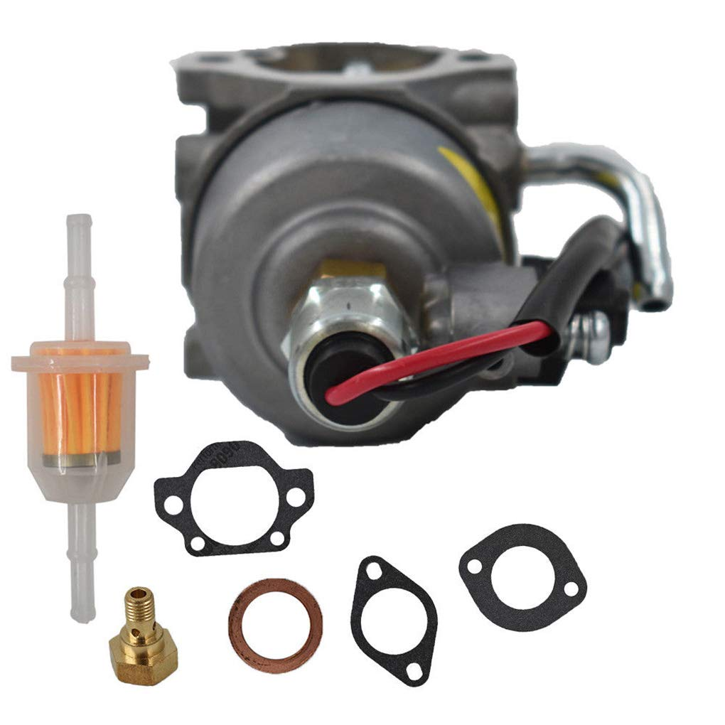 Topker Carburetor Replacement for Onan Cummins A042P619 146-0785 and Gasket Set Generator Accessories by Topker (Image #4)