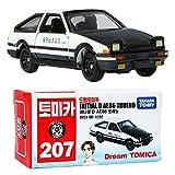 TAKARATOMY TOMICA 207 Dream TOMICA INITIAL D AE86 TRUENO / Children / Toy