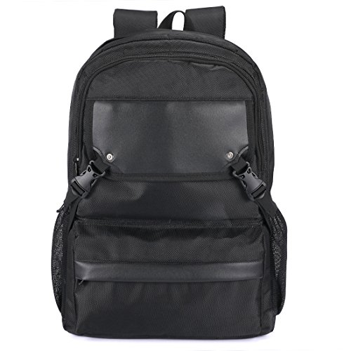 Backpack,HLHyperLink Unique Design School Bags The Only Daypack Casual and Travel Backpack for Laptops Up To 14.5-Inch,Black (Louis Vuitton Canvas Belt)