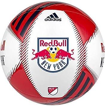 adidas New York Red Bulls - Balón de fútbol (4 Unidades): Amazon ...