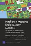 Installation Mapping Enables Many Missions, Beth E. Lachman, 0833040340
