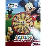 A Casa do Mickey Mouse - Coleção Disney Cores
