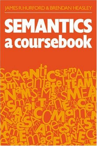 Semantics: A Coursebook