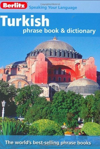Danish Phrase Book by Berlitz (2008-05-15)