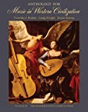 img - for Anthology for Music in Western Civilization, Volume B: The Baroque and Classical Eras book / textbook / text book