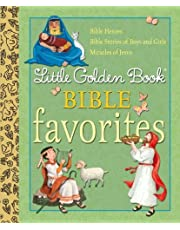 Little Golden Book Bible Favorites (Little Golden Book Favorites)