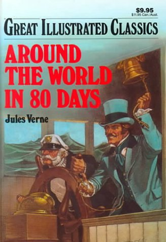 Around the World in 80 Days (Great Illustrated Classics) pdf