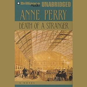 Death of a Stranger Audiobook