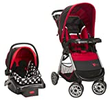 Disney Amble Quad Travel System, Mickey Silhouette Review