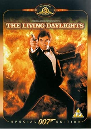 The Living Daylights Special Edition DVD 1987: Amazon co uk: Timothy