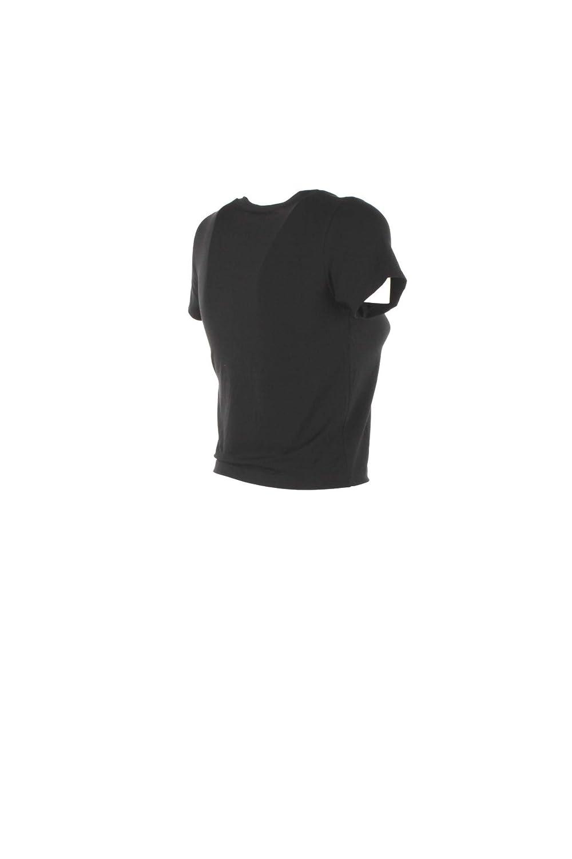 VICOLO T-Shirt Donna Nero Uc0194 Primavera Estate 2018