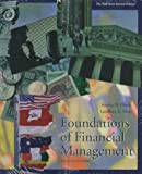Foundations of Financial Management : Wall Street Journal Edition, Block, Stanley B. and Hirt, Geoffrey A., 025623440X