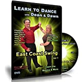 East Coast Swing vol 1 - Learn the Basics & More (Swing Dance Lessons DVD)