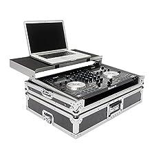 Magma DJ Controller Workstation NV-Numark Road Case