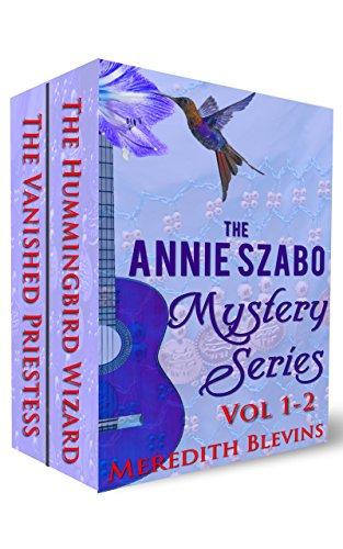 The Annie Szabo Mystery Series Vol 1-2 ()