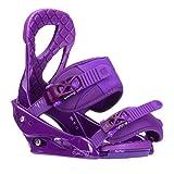 Burton Stiletto Bindings Purple Women's M