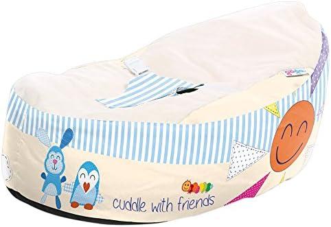 rucomfy lujo Cuddle suave Cuddle con amigos Gaga bebé Bean Bag ...