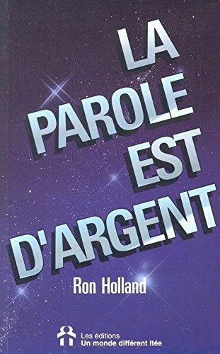 Parole est dargent (Grand Format (M): Amazon.es: Holland ...