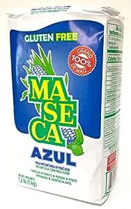 Amazon.com : Maseca Blue Corn Instant Masa Flour - Masa de