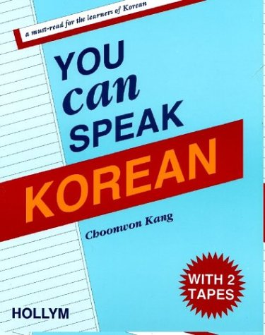 You Can Speak Korean