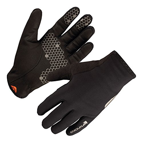 Endura Thermo Roubaix Winter Cycling Glove Black, Large (Bicycling Clothes)