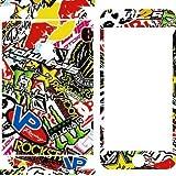 iPhone 6 Sticker Bomb design vinyl wrap skin sticker by Ellis Graphix