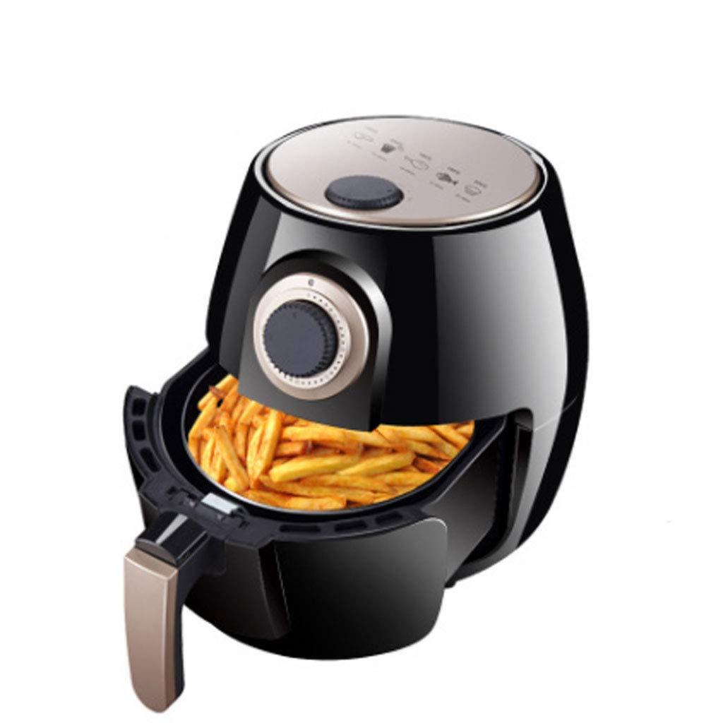 Las patatas fritas frenan la freidora de aire sin olla automática olla de la familia olla automática: Amazon.es: Hogar